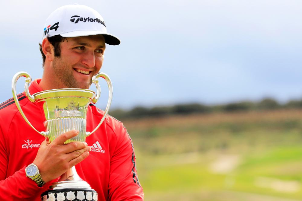 Jon Rahm Wins Open De Espana