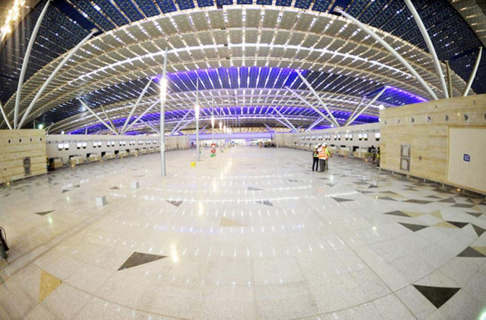 People await grand opening of new Jeddah airport