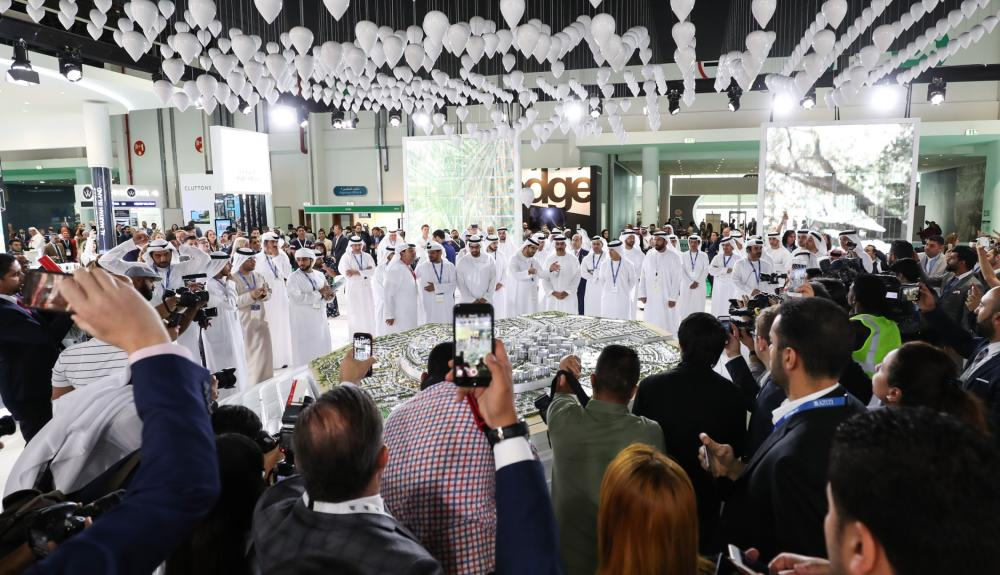 The 12th edition of Cityscape Abu Dhabi opens