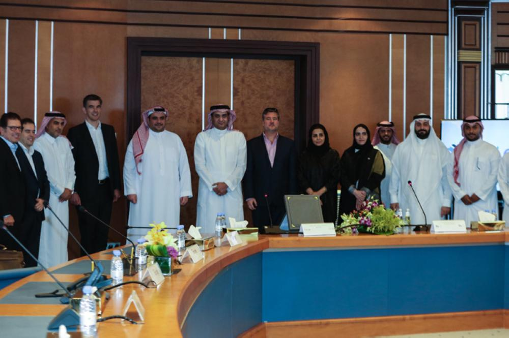 The agreement, which was signed by Saud Al-Qahtani, adviser at the Royal Court and president of the Saudi Federation for Cyber Security and Programming, and Matt Prater, president of Google for the Europe, Africa and Middle East region, aims at combining the local talent in the production of prototypes, mobile applications and artificial intelligence.