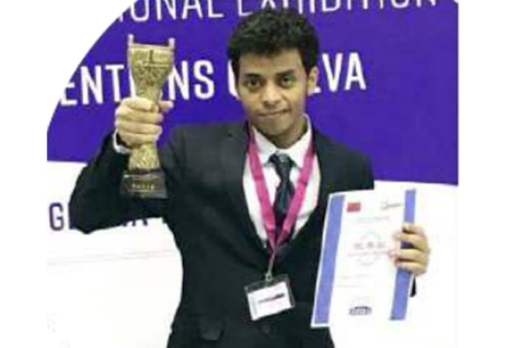Young Saudi inventorslams lack of support