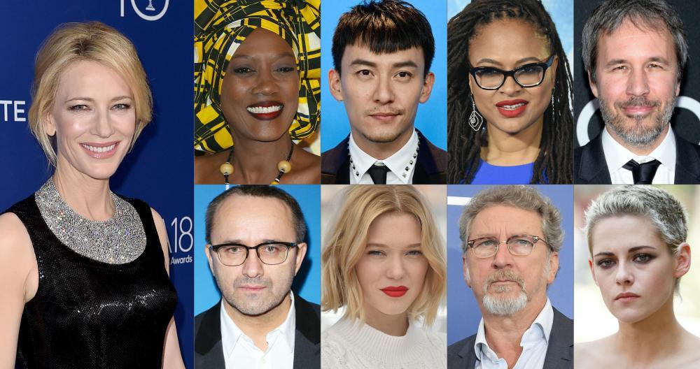 Kristen Stewart and Ava DuVernay join Cannes Film Festival jury