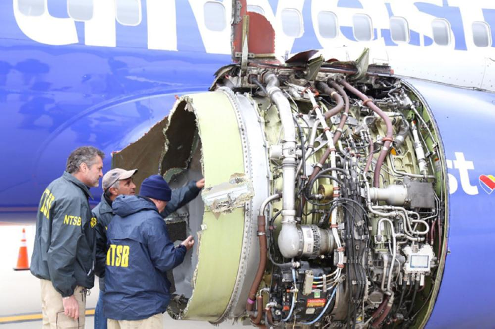 US, European aviation authorities order inspections after fatal Southwest engine failure