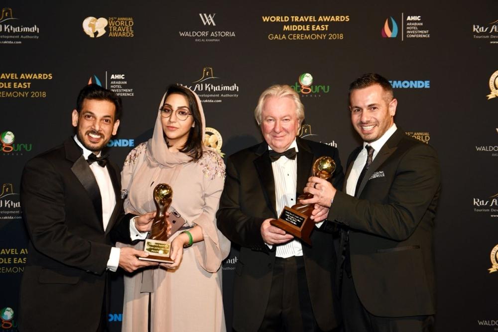 Shaza Al Madinah receives accolades