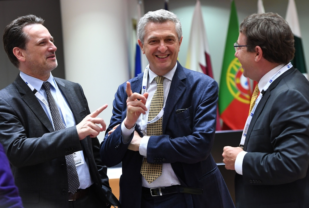 European Union conference raises $4.4bn for war-ravaged Syria