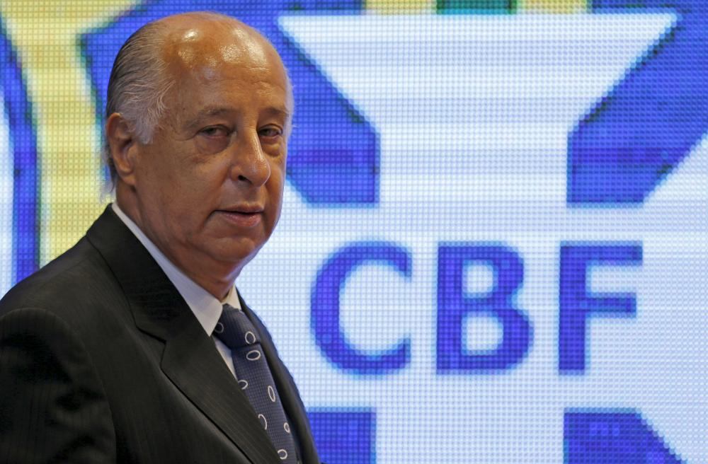Fifa bans Brazilian football federation chief over corruption