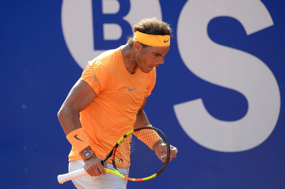 Rafael Nadal survives second set scare to defeat Klizan — ATP Barcelona