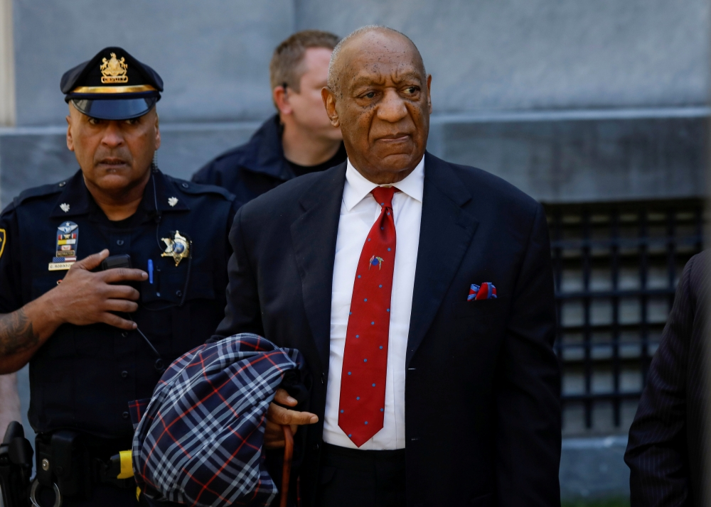 What happens to Bill Cosby now?