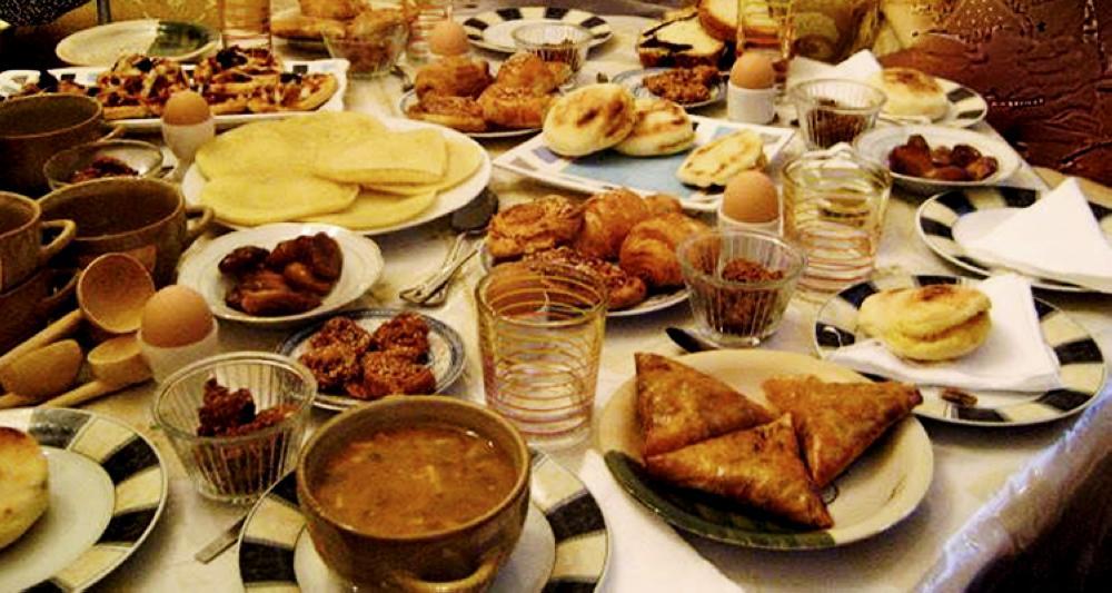 Families Spend 80 Of Income On Food In Ramadan Saudi Gazette