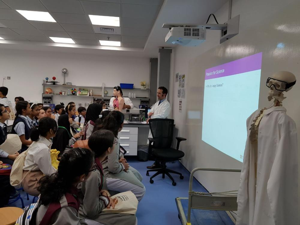 The forum included workshops by expert teachers and showcased success stories using their ability to motivate and communicate effectively with the audience. — Courtesy photo
