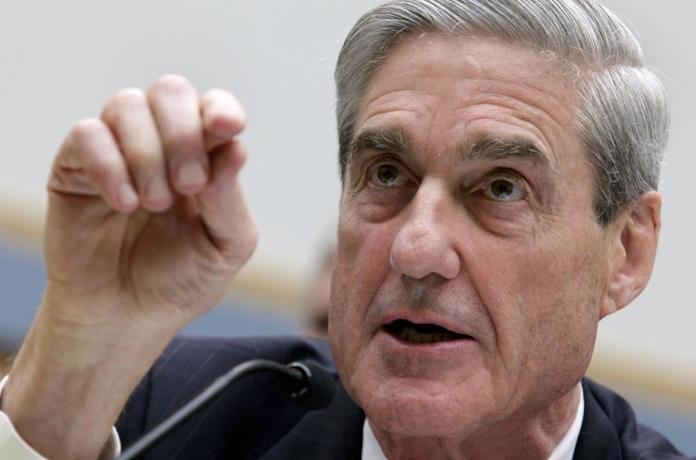 'Disgraceful' leak of Mueller Russia probe questions