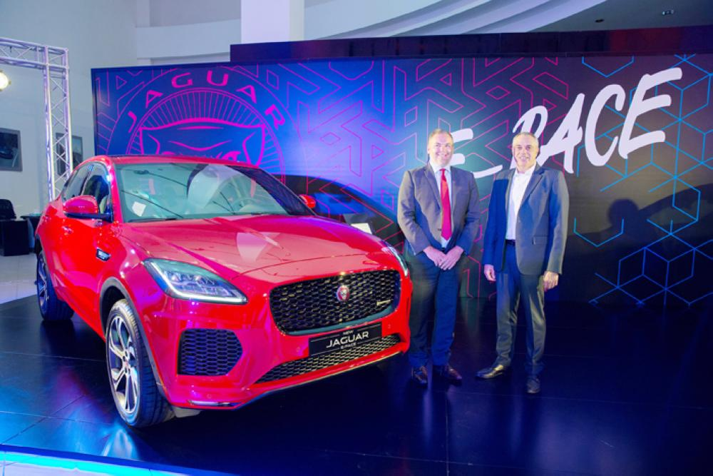 New Jaguar E Pace Debuts In Saudi Arabia