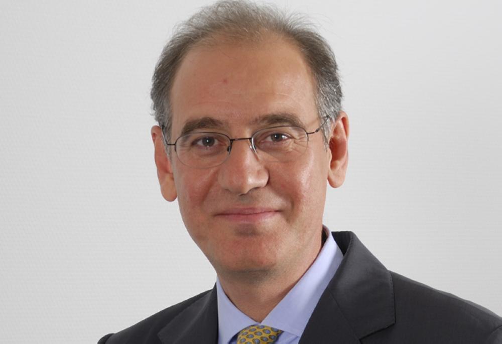 Dr Rifat Atun, professor of Global Health Systems at Harvard University