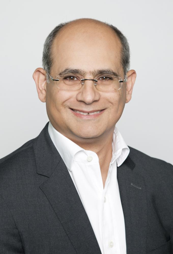 Samer Hallaq Area vice president, Middle East, AstraZeneca