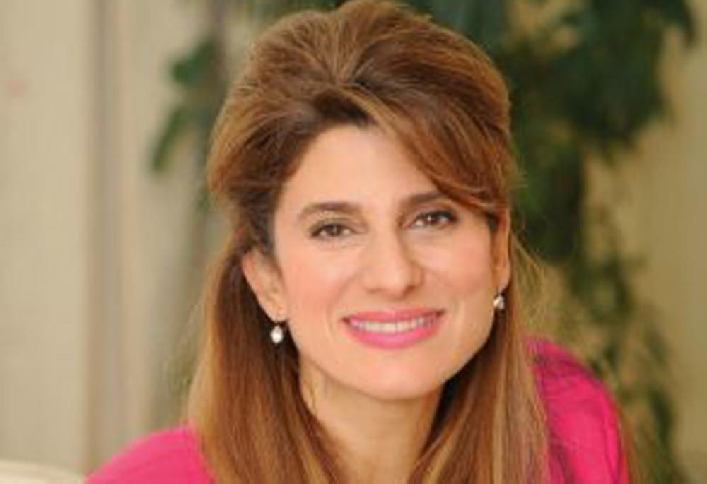 HRH Princess Dina Mired President-elect, Union for International Cancer Control (UICC)