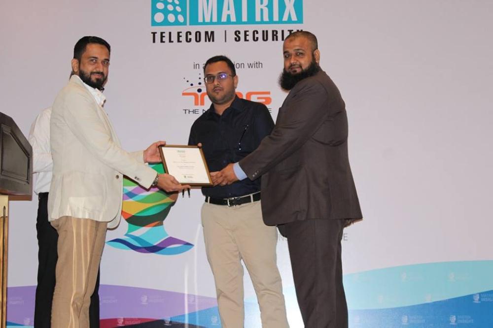 Presentation of citation awards