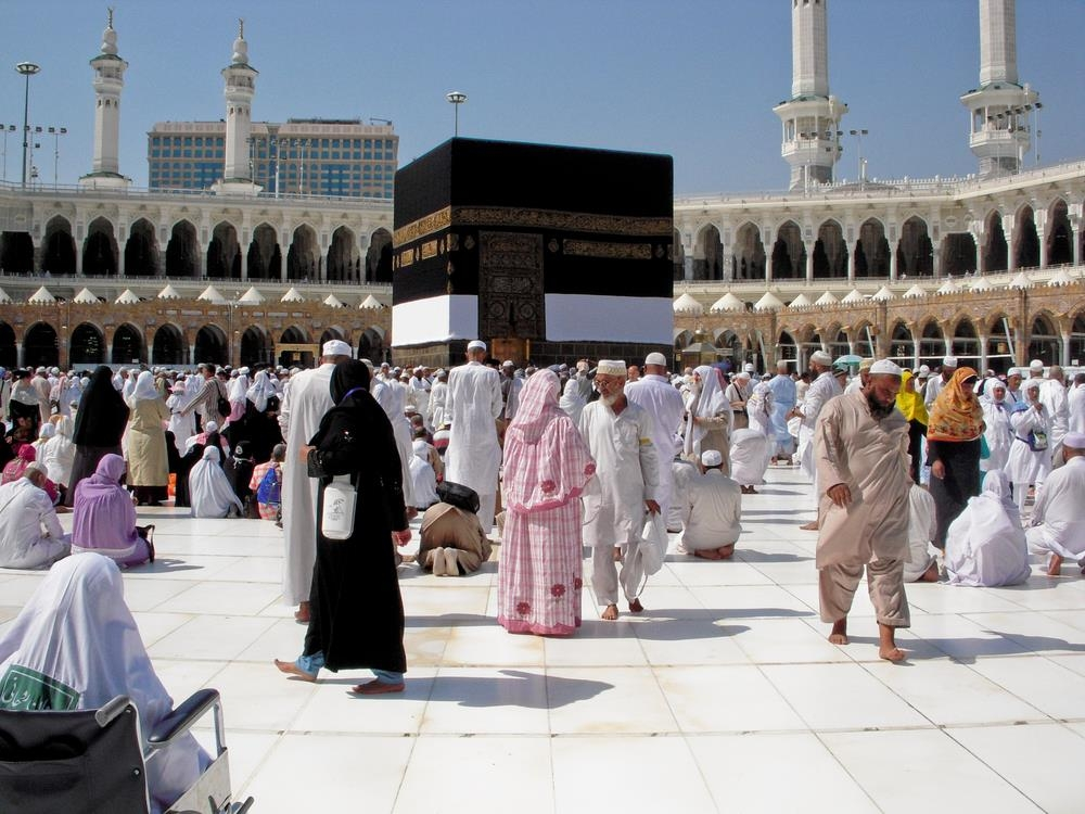 These measures are being implemented for the comfort of pilgrims and visitors after the evaluation of the steps taken during the last Ramadan season. — File photo
