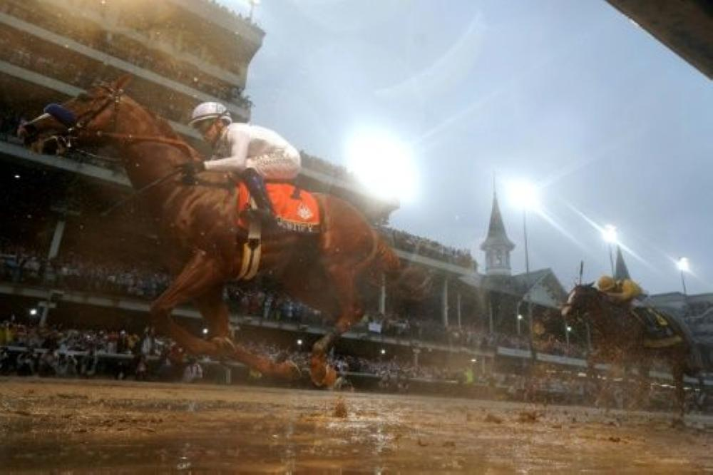 Texas woman won $1.2 million off $18 bet on Kentucky Derby weekend