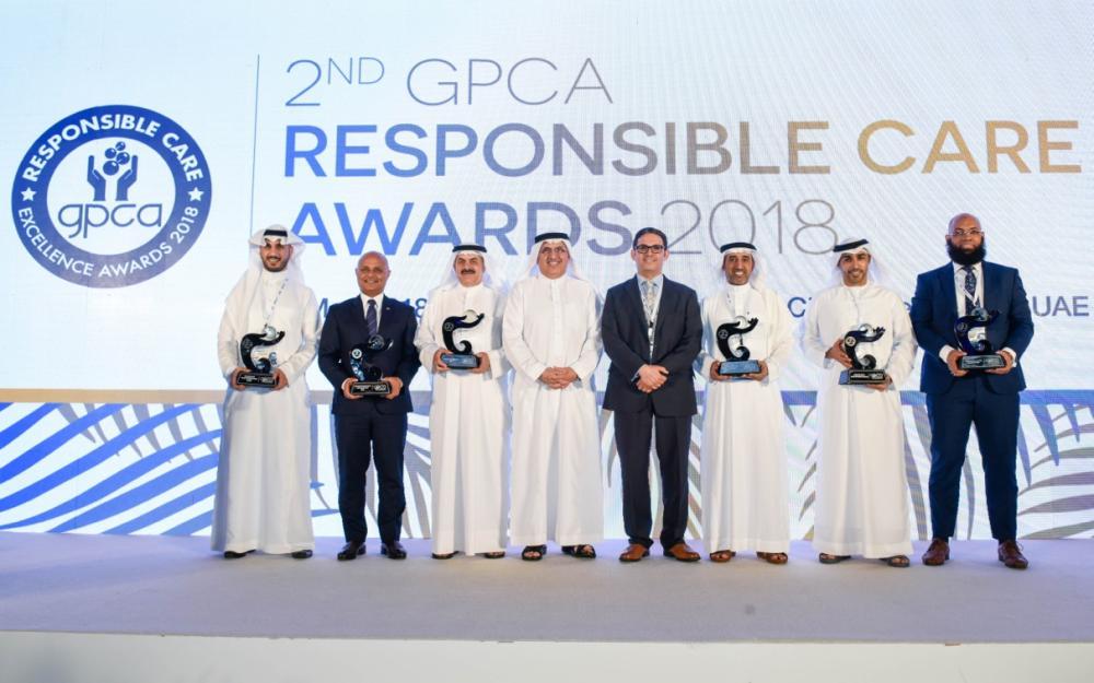 GPCA picks winners of 2nd Responsible Care Awards - Saudi Gazette
