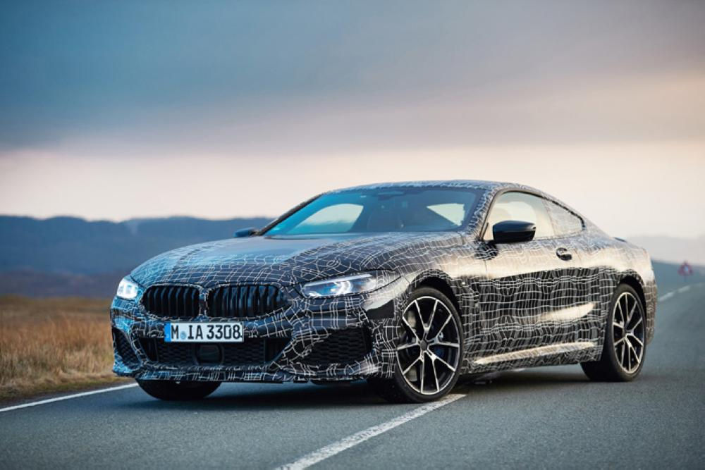 New BMW 8 Series Coupe: Epitome Of Luxury Sports Car