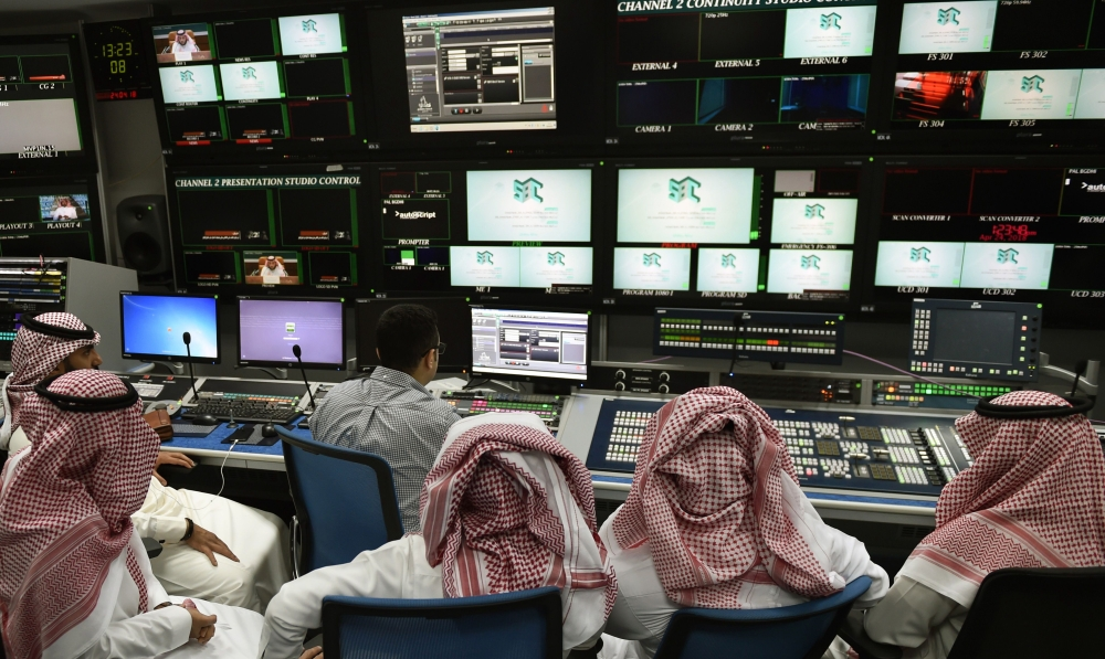 Saudi signs agreement to develop Arabic IMAX films