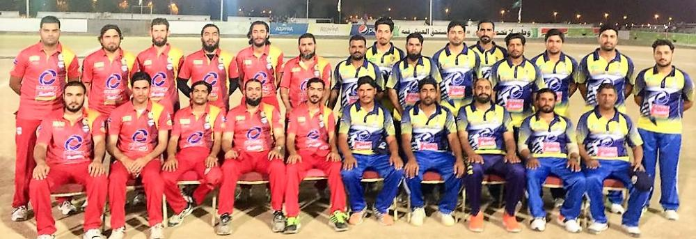 Islamabad Warriors and Young Star Pakistan