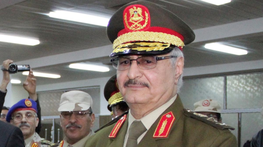 Khalifa Haftar controls much of eastern Libya and has an eye on the rest. Haftar has presented himself to foreign powers as a bulwark against terrorism and is popular among many in eastern Libya who credit him with ending a rise in militancy. — Courtesy photo