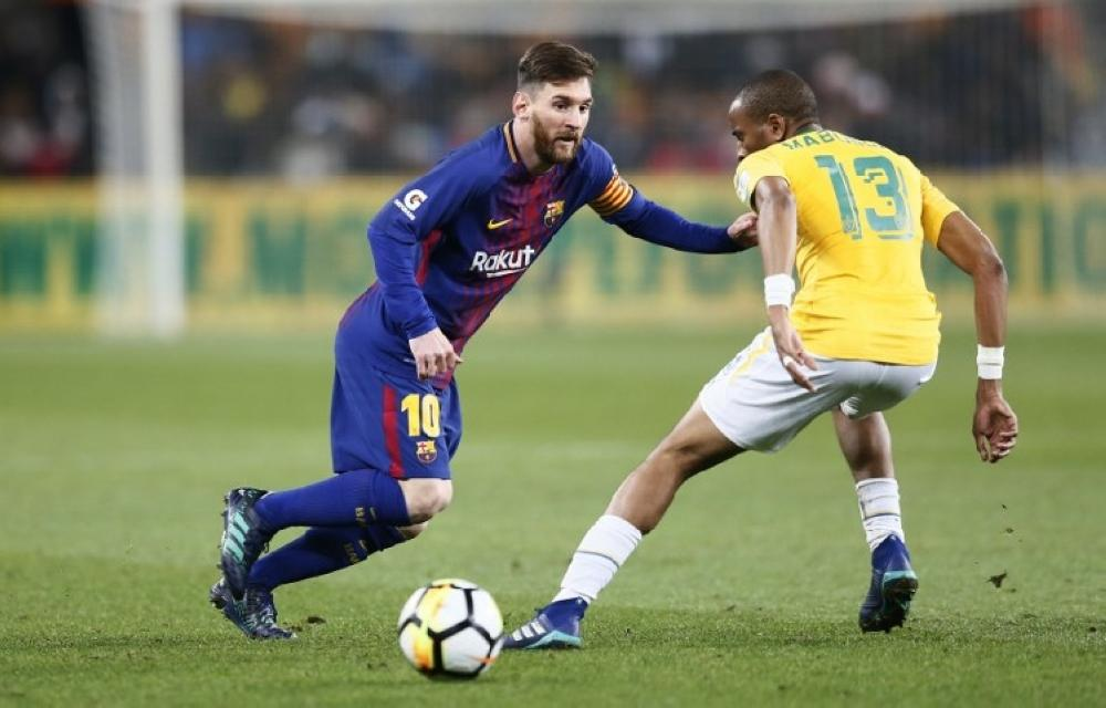Ernesto Valverde explains Lionel Messi cameo and Barcelona's South Africa inspiration