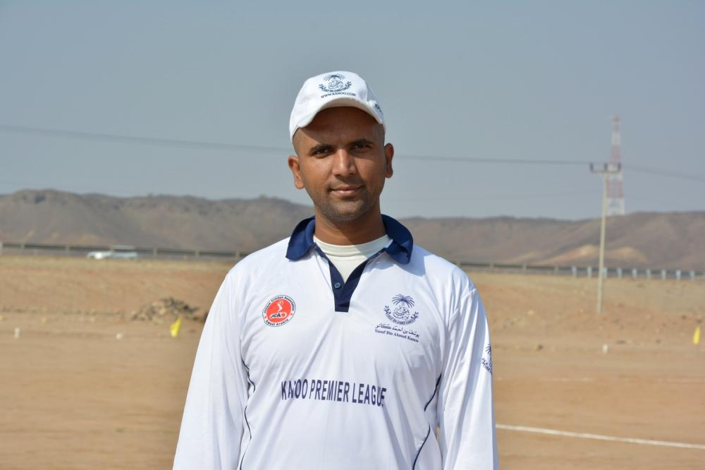 Abdul Rahman … 36 runs & 4 for 27