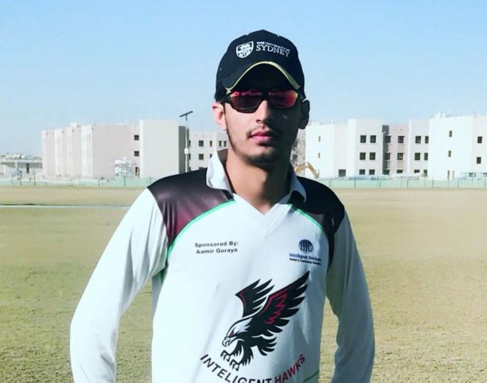 Aamir Shahzad … 102 runs