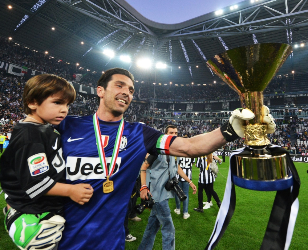 Buffon leaves Juve, but he may still play on elsewhere