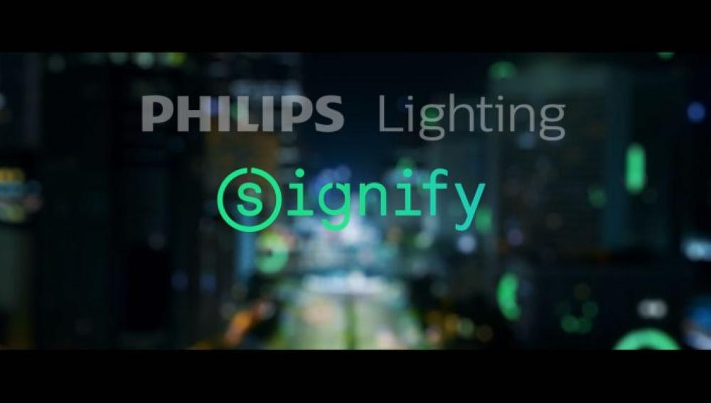 Philips Lighting becomes Signify & Philips Lighting becomes Signify - Saudi Gazette