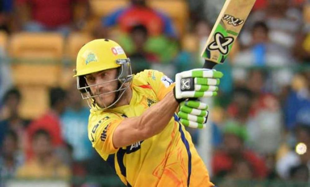 Chennai Super Kings in seventh IPL final