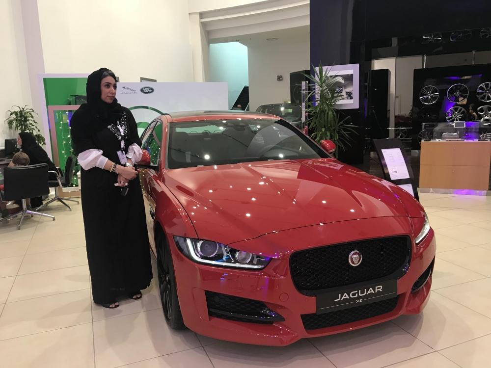 Women Staff Fill Car Showrooms Saudi Gazette - Car showrooms