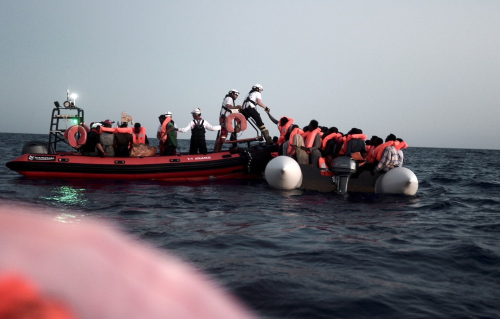 Aquarius: What's happening to the migrants on the rescue ship?