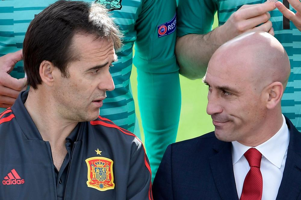 Spain Sack Lopetegui On Eve Of World Cup