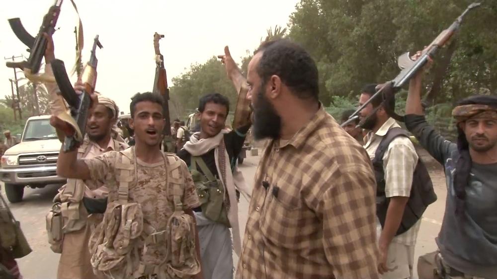 Arab coalition close to capturing Hodeidah airport, Yemen military says