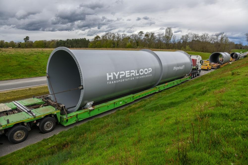 HyperloopTT Tube