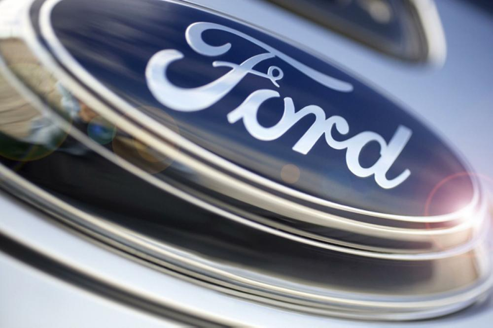Ford hits CO2 footprint target eight years early