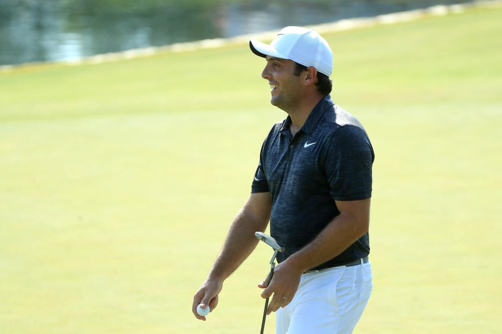 Molinari storms to maiden PGA Tour victory