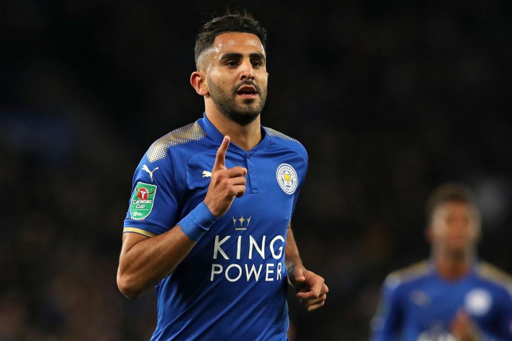 Confident Mahrez expects important Manchester City role