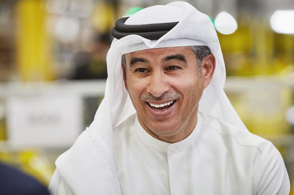 Mohamed Alabbar ... founder of noon.com