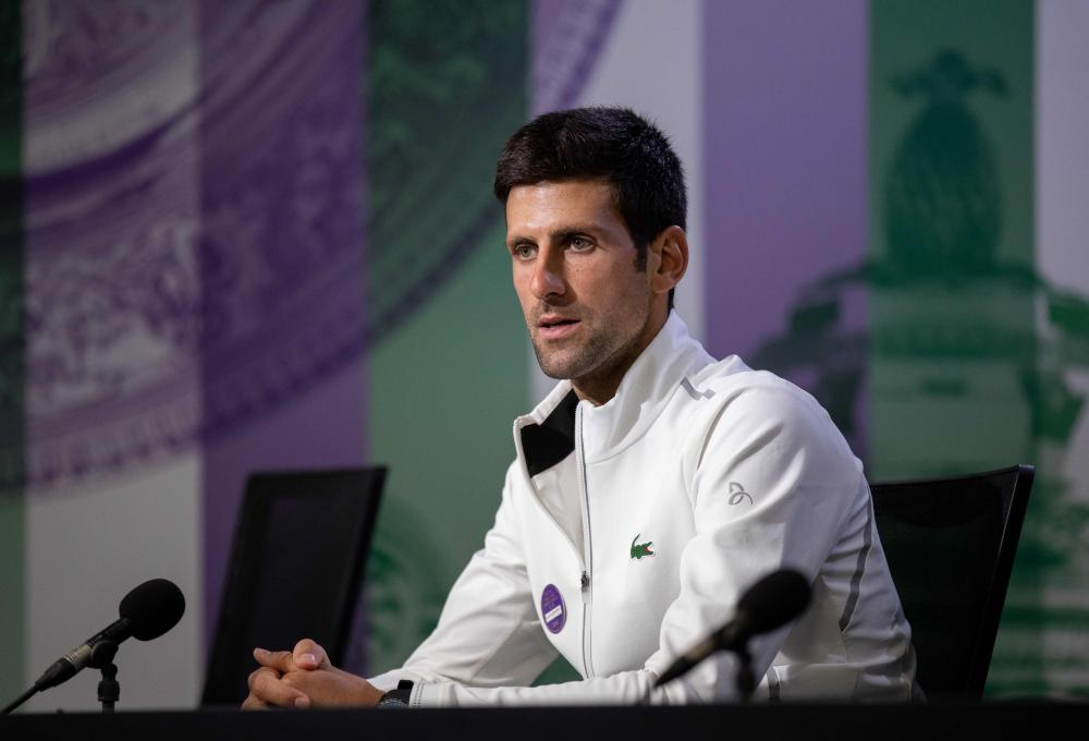Djokovic braced for fearless approach from Anderson