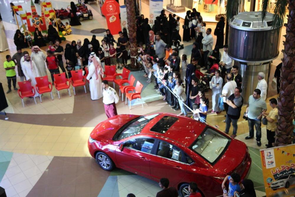 Jeddah Summer Festival to end on Saturday - Saudi Gazette
