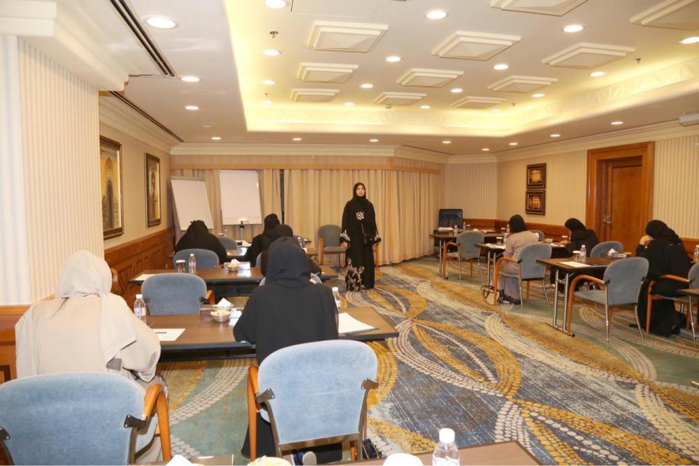 128 women take tests to join ATC program