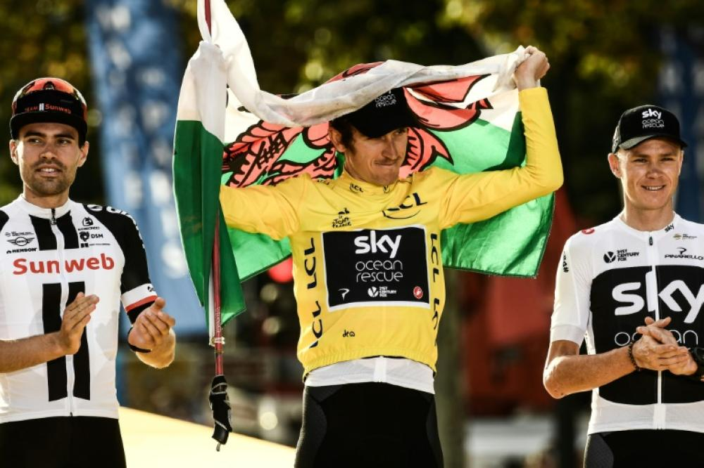 Tour triumph timely in Thomas' contract talks