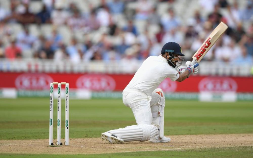 Kohli brilliance limits damage against tiring England