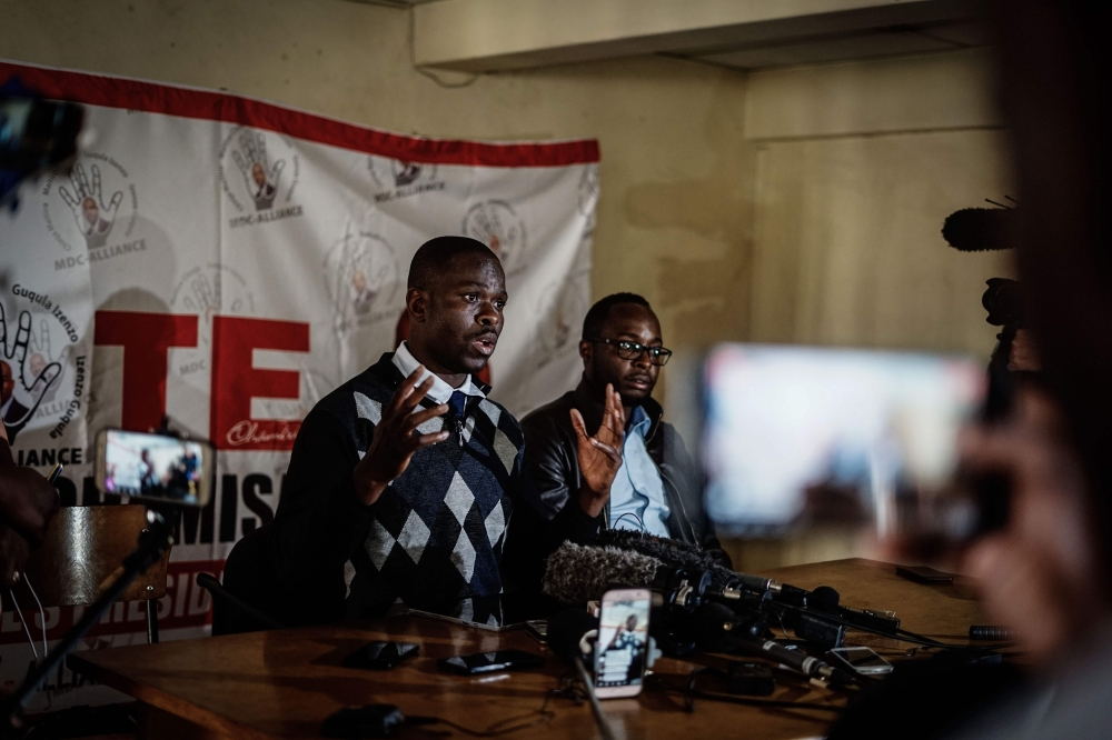 Zimbabwe opposition file presidential poll challenge