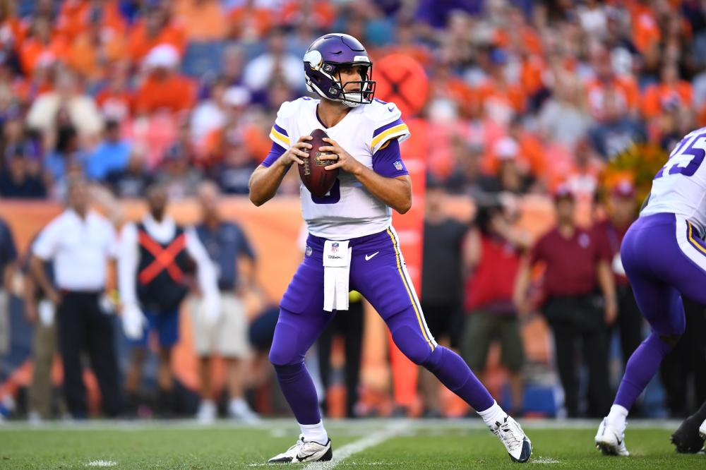 Broncos Make Back-Up Quarterback Change
