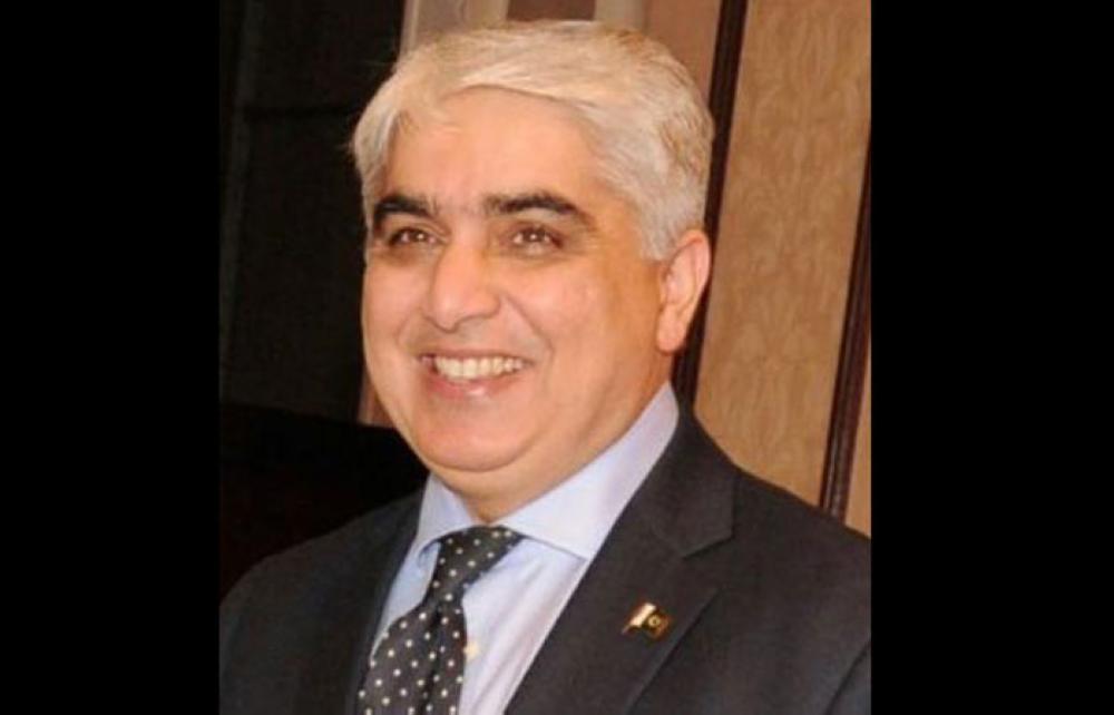 Shehryar Akbar Khan